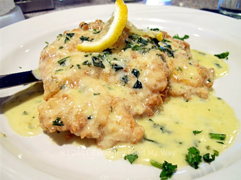 829 southdrive: Chicken Francaise