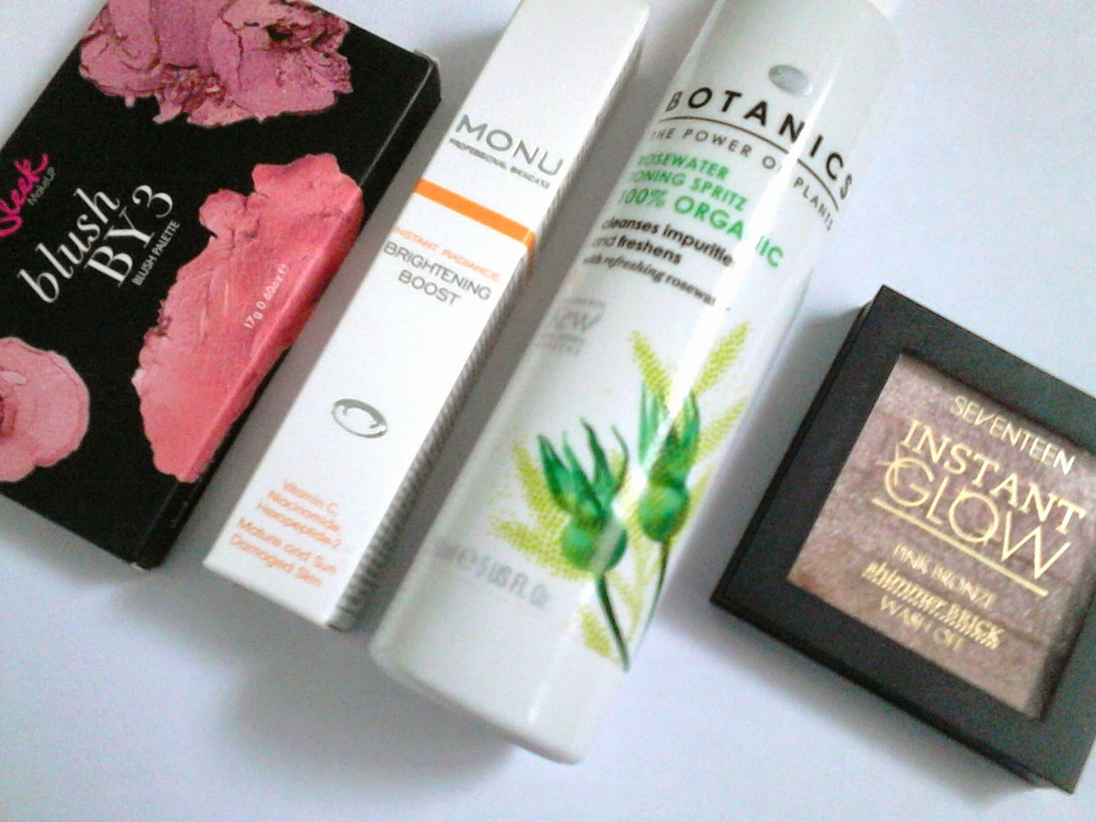 Beauty Products on Trial