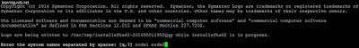 Configure VCS Cluster - Screenshot  2