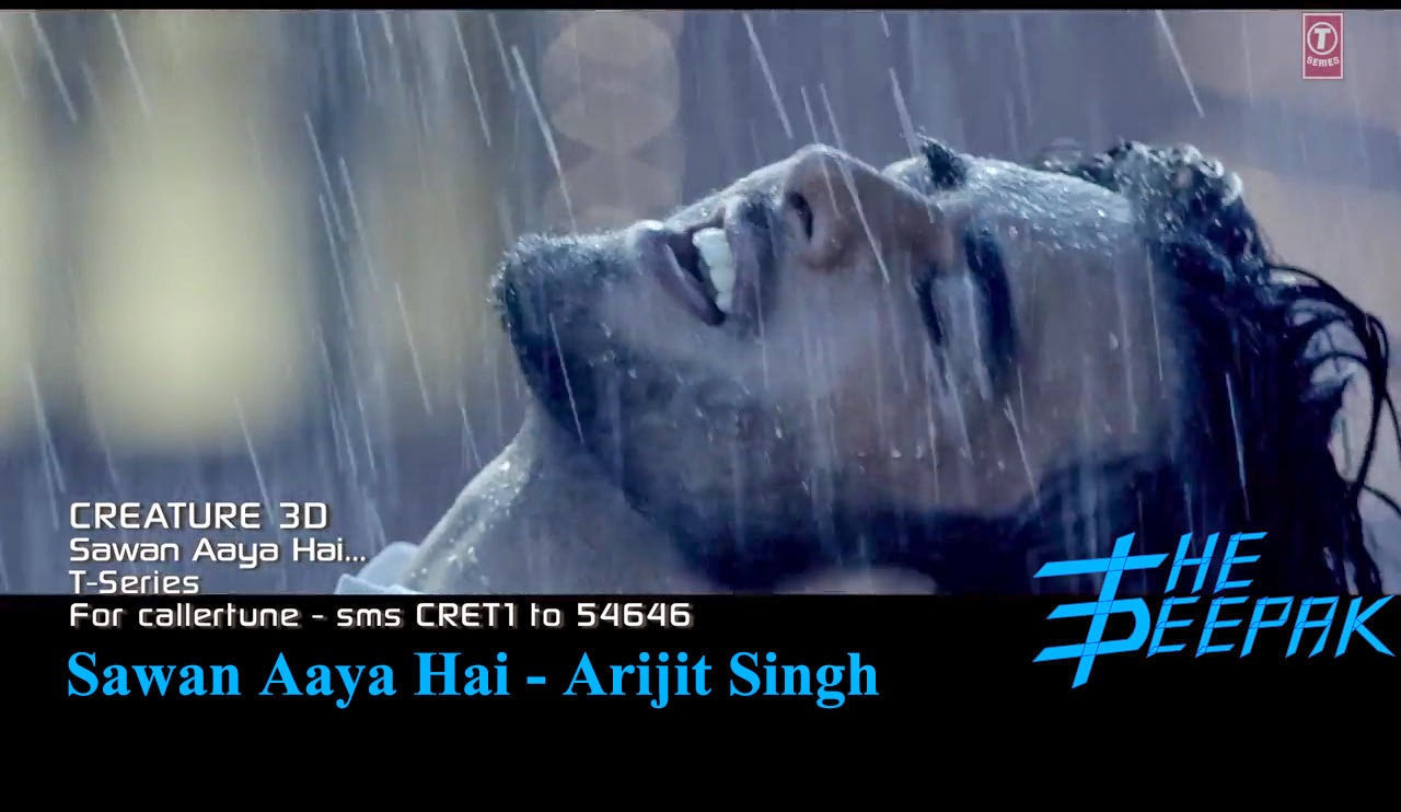 Sawan Aaya Hai In The Voice of Arijit Singh - Creature 3D - Imran Abbas Naqvi