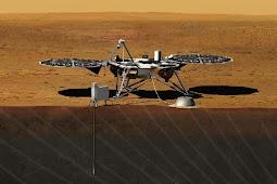 """Satelit Terbaru Nasa """"Insight"""" Siap Meluncur ke Mars"""