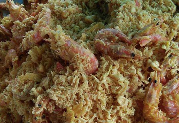 Udang Celup Tepung murah di Terengganu