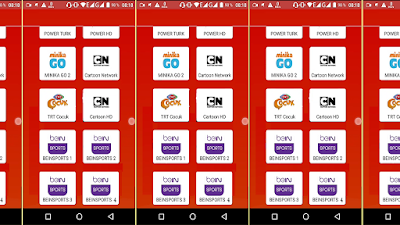ITS NEW PREMIUM IPTV APK : WITH SPORT AND CHANNELS & MANY MORE 2019
