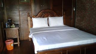 Kamar tidur kalaras cottage