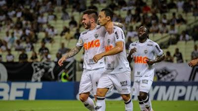 Ceará 1 x 2 Atlético-MG - Campeonato Brasileiro 2019 rodada 3