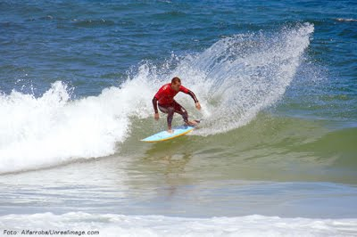 Surf at the Silver Coast