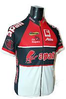 Imatge maillot equip Apali ciclisme