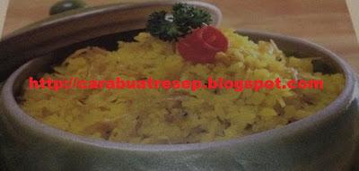 Resep Nasi Goreng Kencur Kunyit Pedas Sederhana Spesial Asli Enak CARA MEMBUAT NASI GORENG KENCUR KUNYIT
