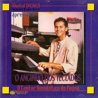 discografia de anjinho dos teclados