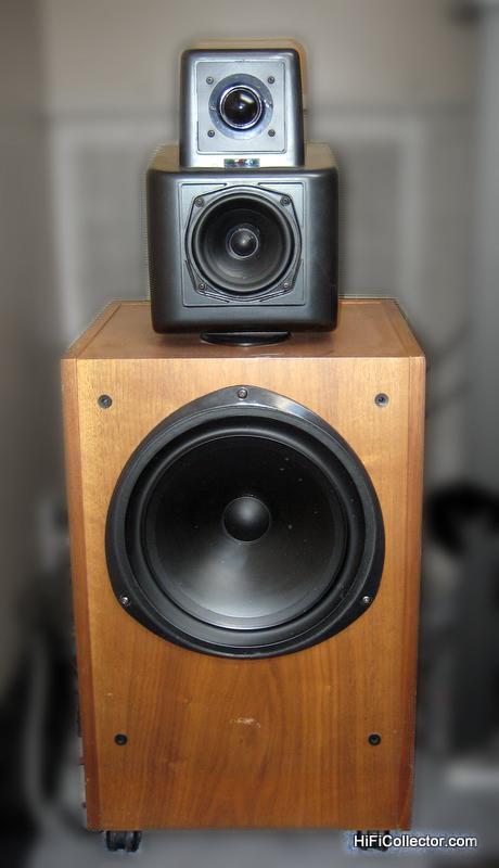 HiFi Collector: Speakers - KEF 105 2