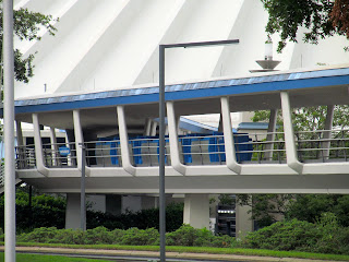 The People Mover at the Magic Kingdom