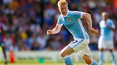Kevin De Bruyne Layak Di Manchester City