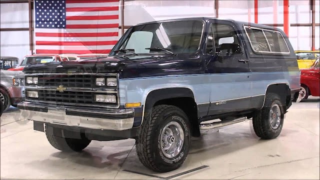 Descarga Manual Chevrolet-Blazer-V8 1990 Reemplazo de la Bomba de Agua
