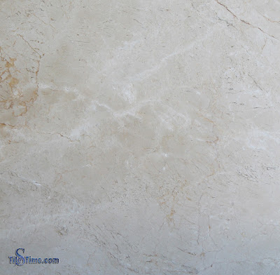 Crema Marfil Marble Tile 18 in. x 18 in