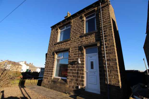 This Is Huddersfield Property - 3 bed detached house for sale Leymoor Road, Huddersfield, West Yorkshire HD7