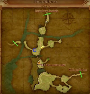Weather Cow Location, Dragon Quest 11, Manglegrove