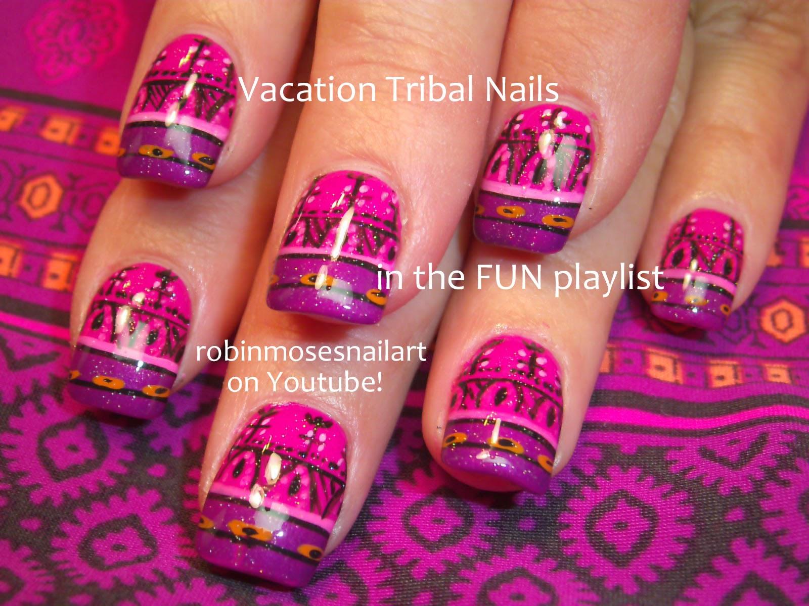 Nail art by robin moses may 2015 cute nail art playlist diy easy nail tutorials cute nail designs nail art for beginners to advanced nail techs solutioingenieria Choice Image