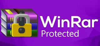 Cara Mudah Membuat Password Pada File Winrar