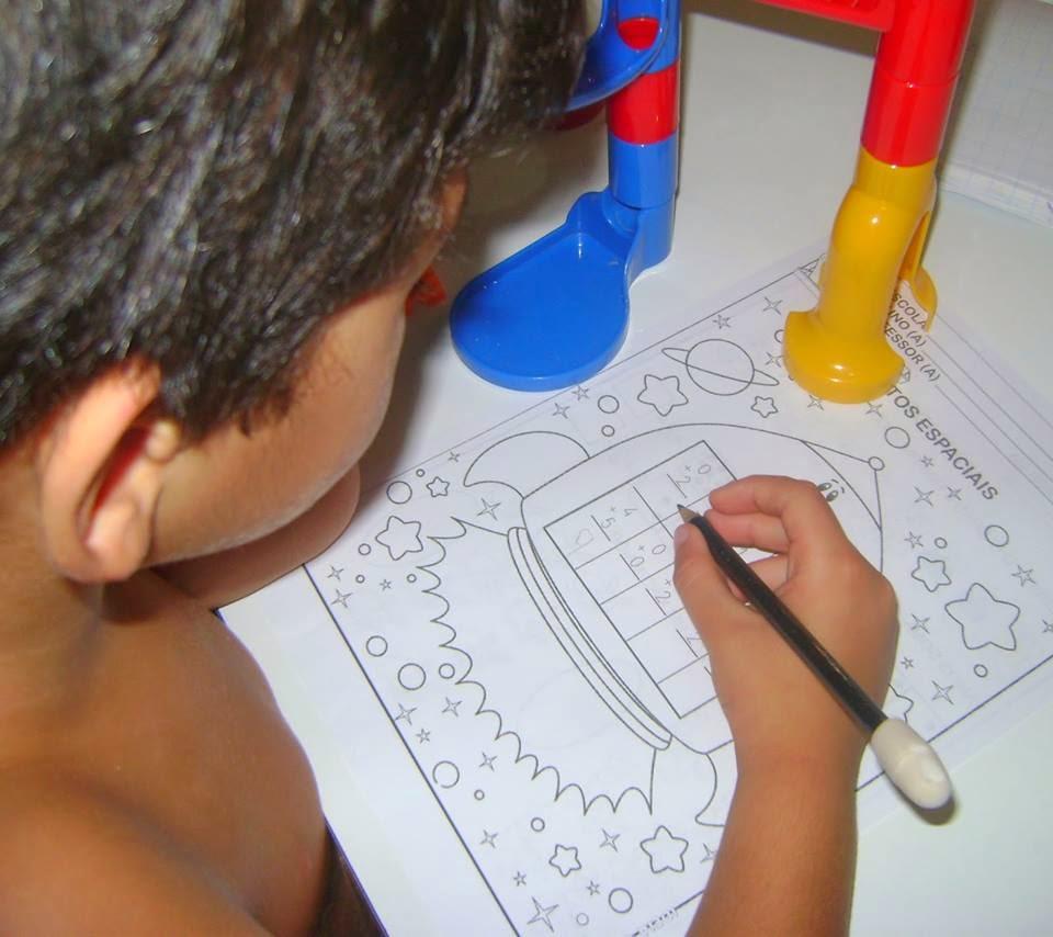 Atividade Adição Espaço do Educador