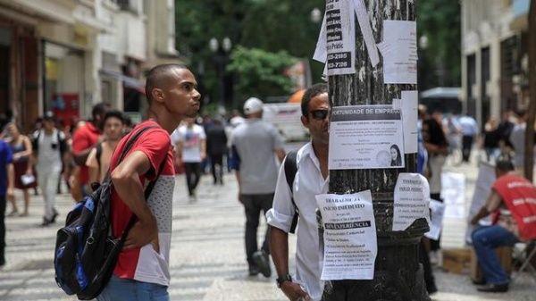 Trabajo informal en Brasil alcanza cifra récord