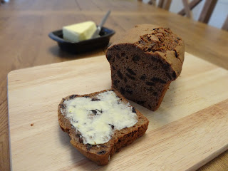 Bara Brith - Speckled Bread