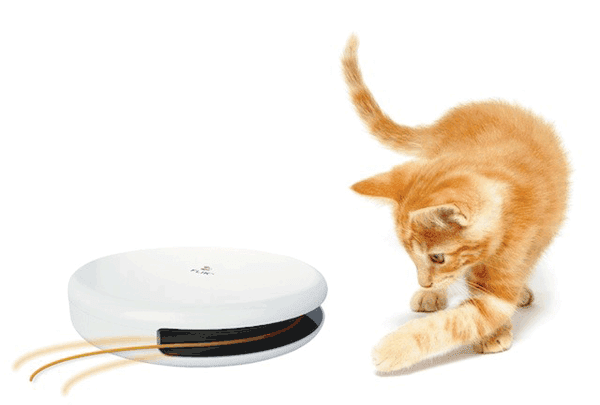 Автоматическая игрушка для кошек Frolicat