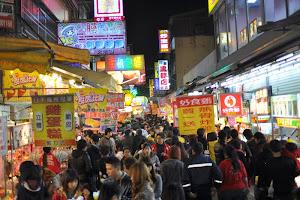 Pasar Malam Taichung