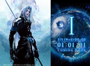 Countdown 1, Sephiroth