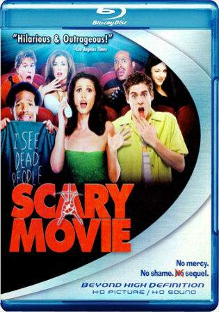 Scary Movie 2000 BluRay Hindi 750MB Dual Audio 720p Watch Online Full Movie Download bolly4u