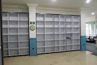 Rak File Ruang Arsip & Ruang Pimpinan - Produksi Super Cepat
