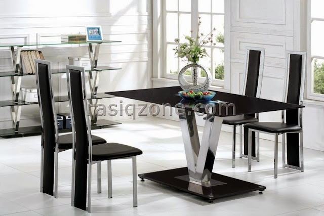Chic And Elegant Modern Dining Table