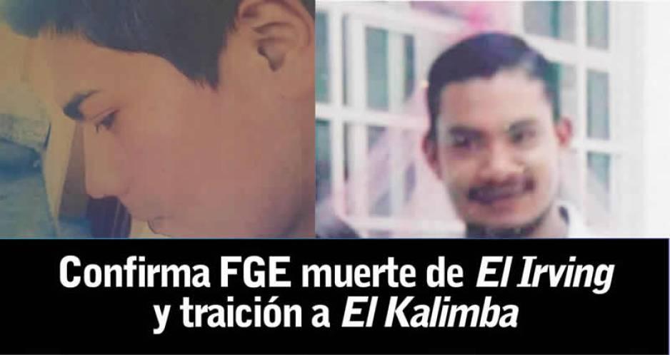 En la mafia no hay familia El Irving primo de 22 años de El Kalimba lo delato y lo entrego a El CJNG