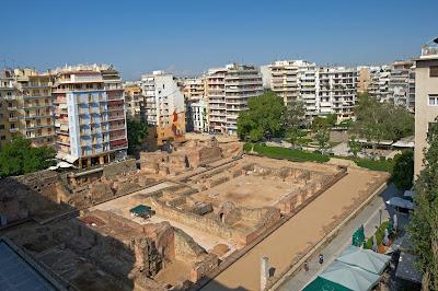 «Ανοιχτά μνημεία» στη Θεσσαλονίκη: Μια μοναδική ξενάγηση