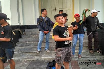 Nongkrong Unik Ala Komunitas Bandung Bersisik