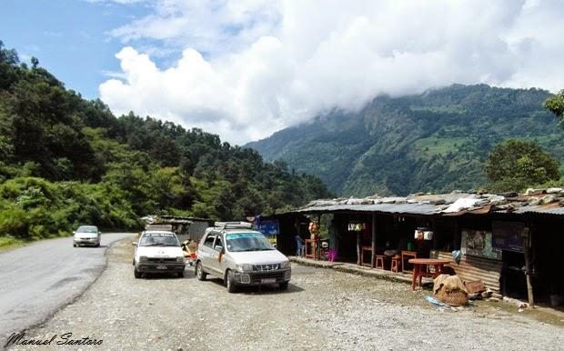 Da Beni a Pokhara