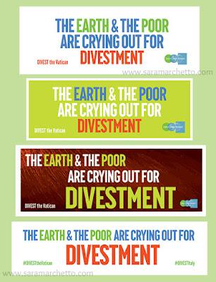 divestment banner design