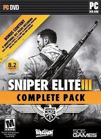 Sniper Elite 3 Complete Full Repack (Inc. DLC + Update)