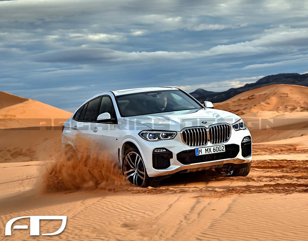 BMW X6 G06 (2020) version 2