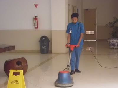 Memilih perusahaan Jasa Kebersihan Terbaik