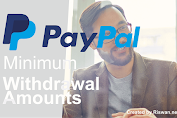 Berapa Minimum Penarikan Saldo Paypal ke Rekening Bank
