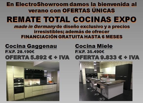 ... De Alta Gama Y Con La Mejor Tecnología Y Diseño Más Vanguardista Y De  Lujo. Renovación Constante De Exposición. Outlet De Grandes Marcas De  Cocinas.