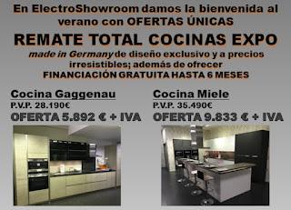 Liquidación de electrodomesticos de exposición Outlet | Instalacion ...