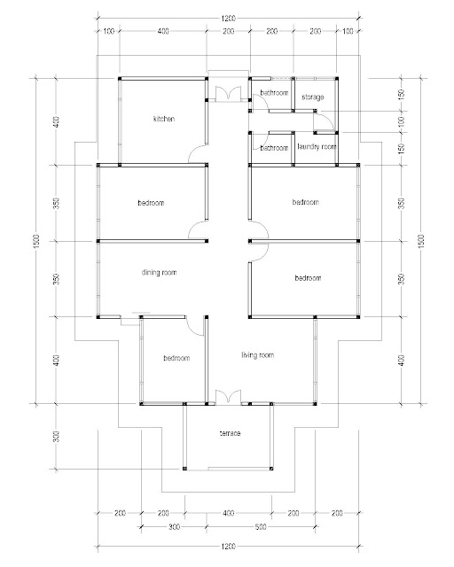 layout of home image 25