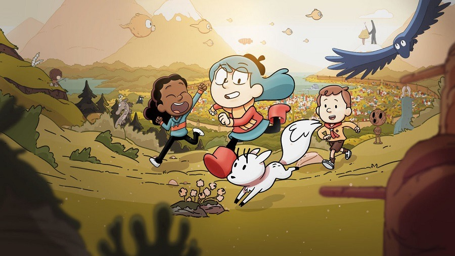 Imagens Hilda - Netflix