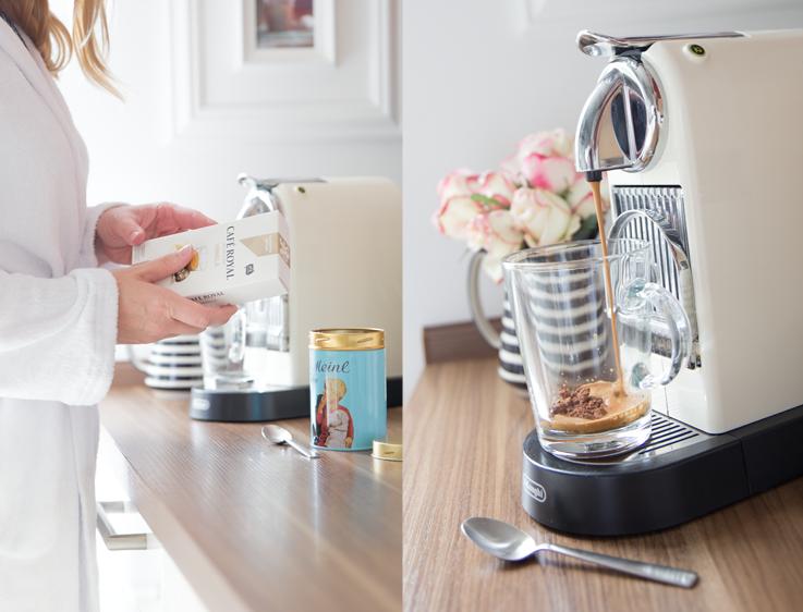 but first coffee mit caf royal mein ideenreich. Black Bedroom Furniture Sets. Home Design Ideas