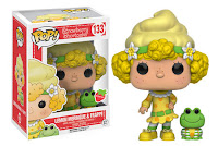 Funko Pop! Lemon Meringue with Frappe the frog