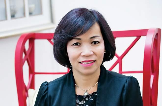 Người đàn bà thép của Deloitte Việt Nam: 'Phụ nữ không nên ngồi chờ xã hội xóa bỏ định kiến' - Ảnh 1