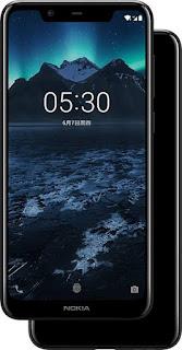 Nokia+X5+black