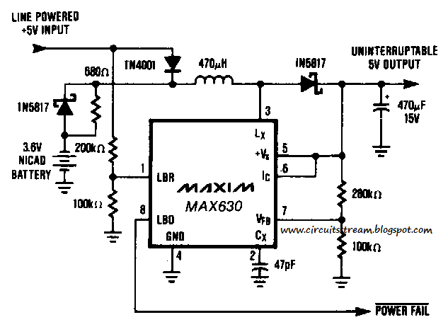 Build a Uninterpretable Supply Circuit Diagram