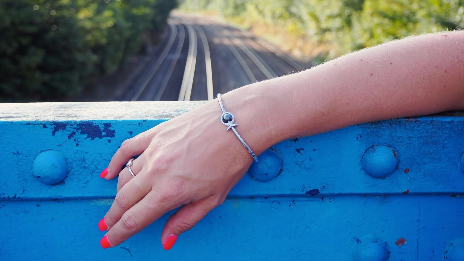 Tresor Paris Phiiish Charm Bracelet